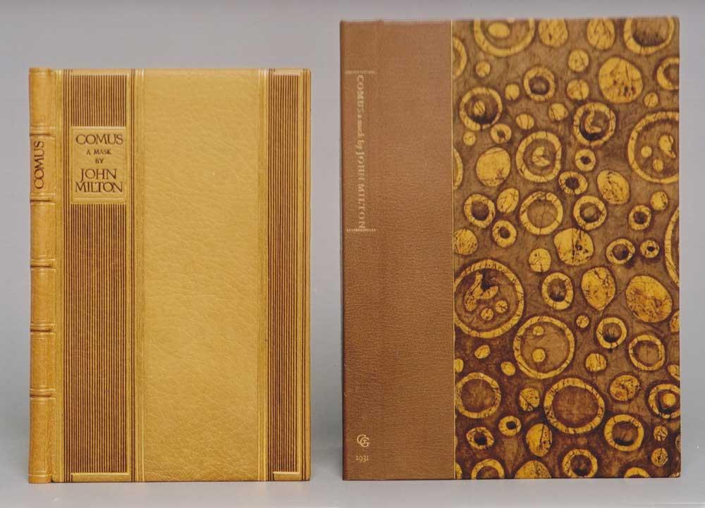 Comus, a Mask, by John Milton