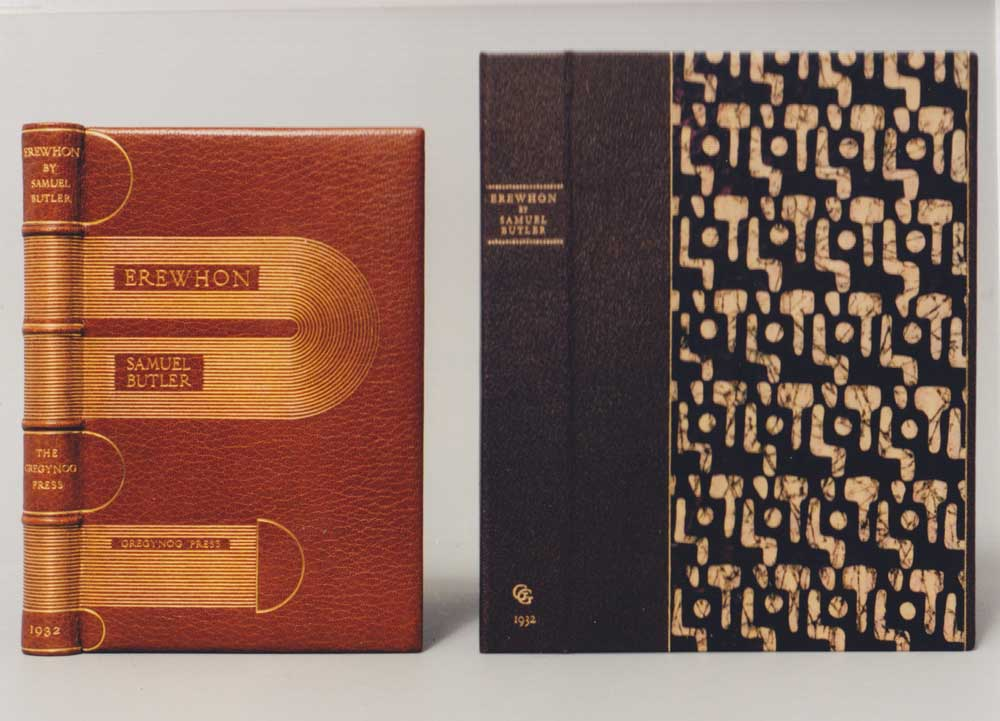 Erewhon, by Samuel Butler