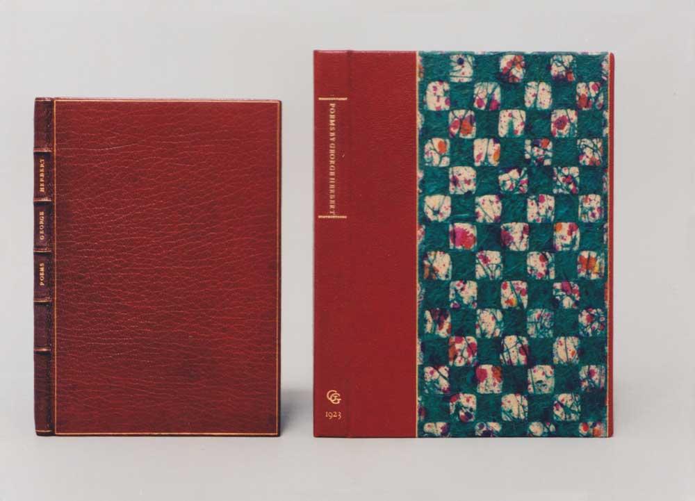 Poems, by George Herbert