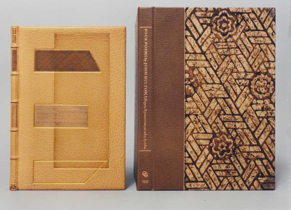 Four Poems, by John Milton